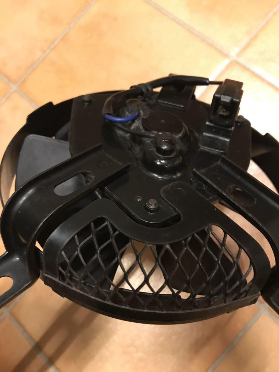 ラジエーターファン GT75A GSX-R1000 K3 K4_画像3