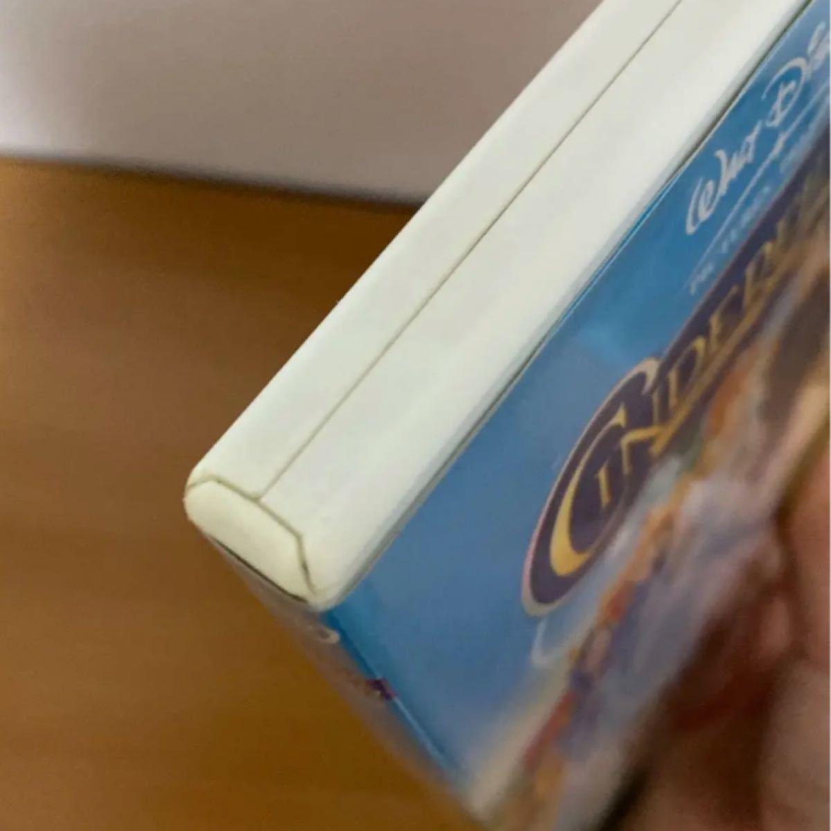 リトルマーメイド DVDディスク&シンデレラ2 DVD