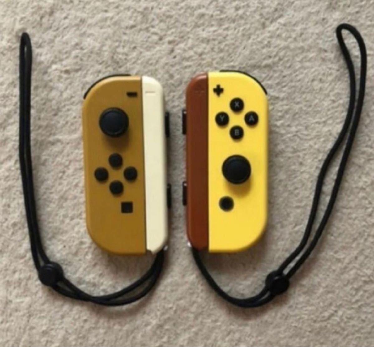 ジョイコン ポケモン Nintendo Switch コントローラー