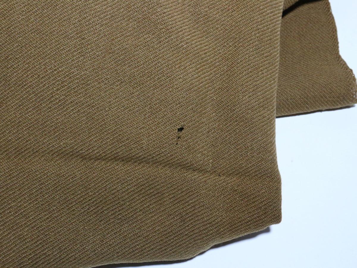 旧日本軍 毛布 日本軍 日本陸軍 軍隊毛布 時代資料 ミリタリーグッズ_画像10