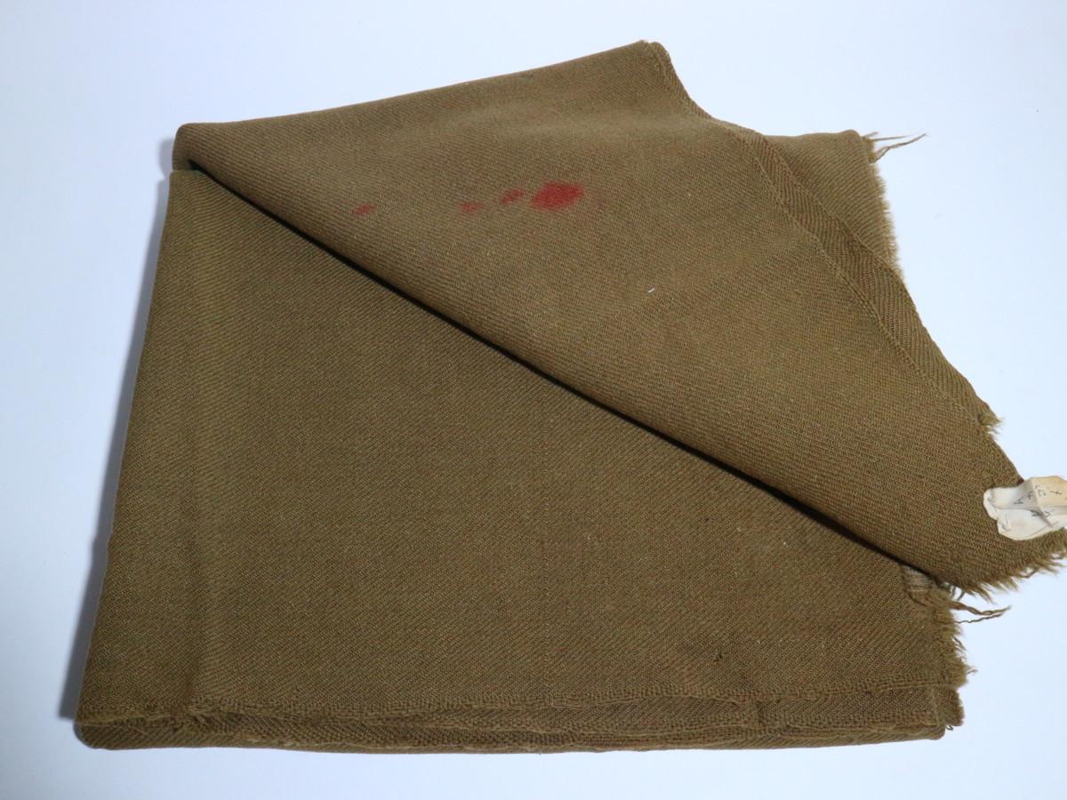 旧日本軍 毛布 日本軍 日本陸軍 軍隊毛布 時代資料 ミリタリーグッズ_画像6