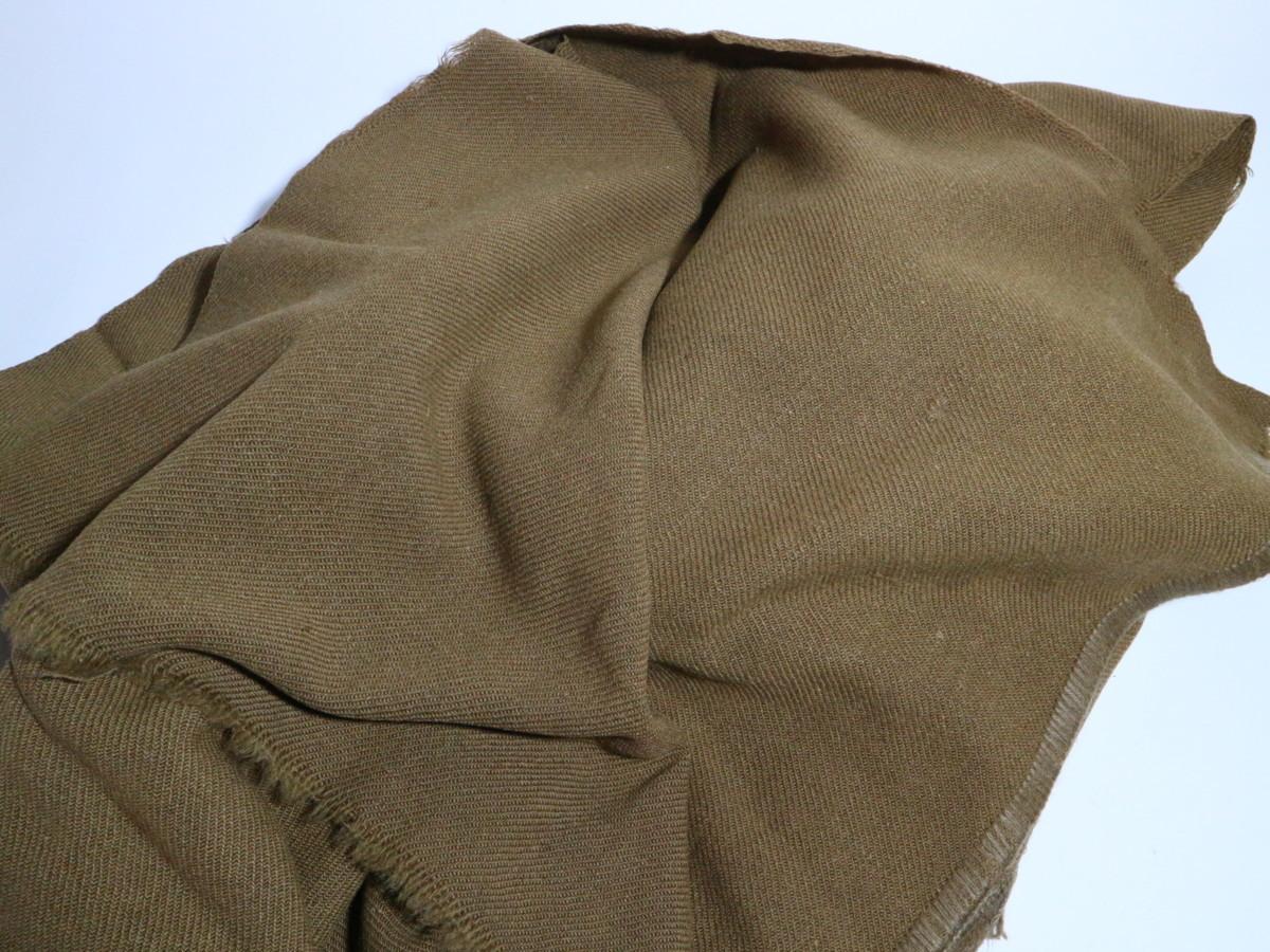 旧日本軍 毛布 日本軍 日本陸軍 軍隊毛布 時代資料 ミリタリーグッズ_画像8