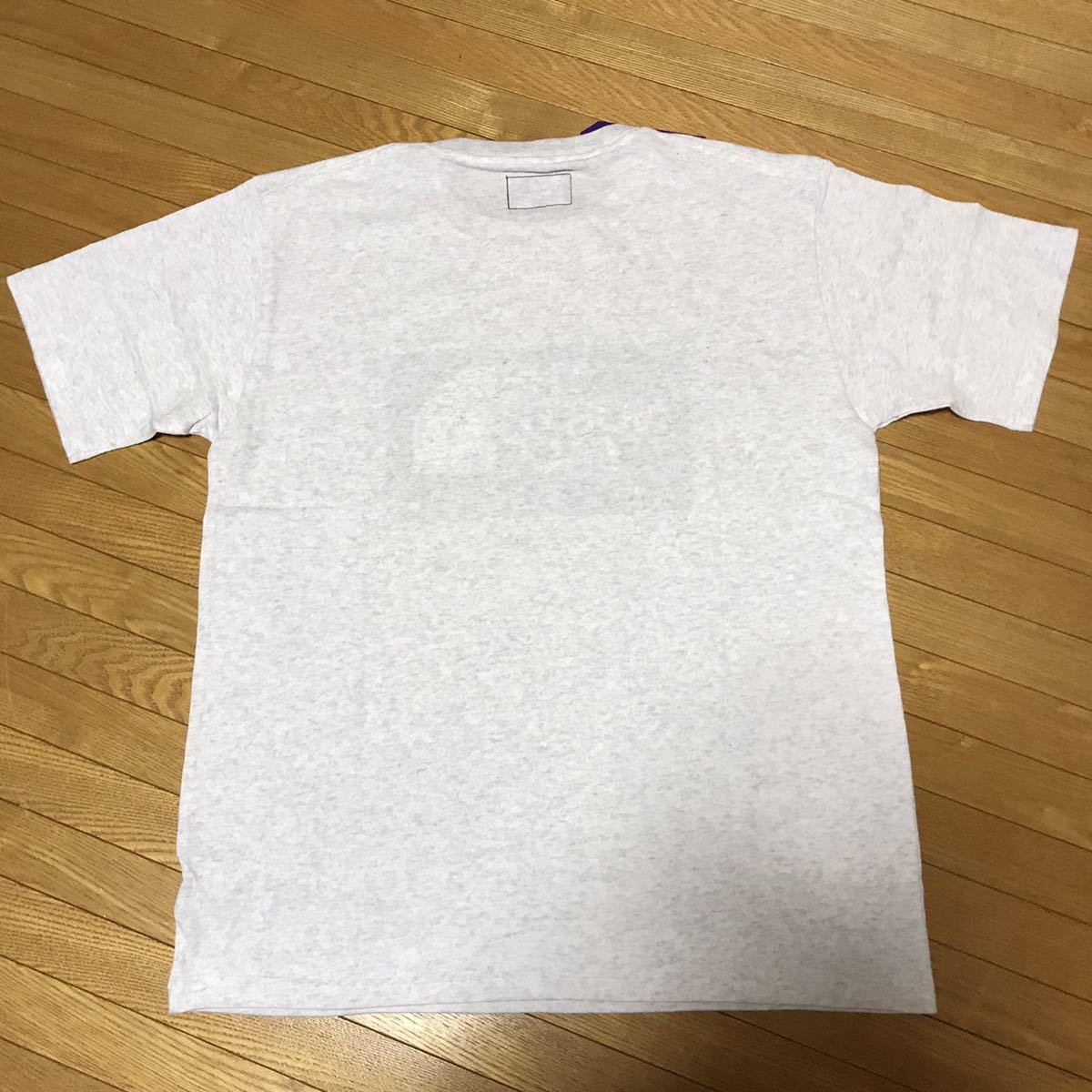 ザ・ノースフェイス パープルレーベル THE NORTH FACE PURPLE LABEL H/S Logo Tee Tシャツ Lサイズ 送料無料_画像4