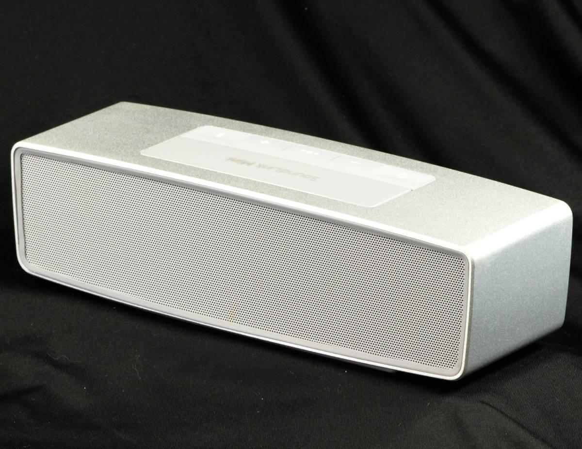 BOSE ボーズ SoundLink Mini II サウンドリンクミニ II Bluetooth スピーカー_画像3