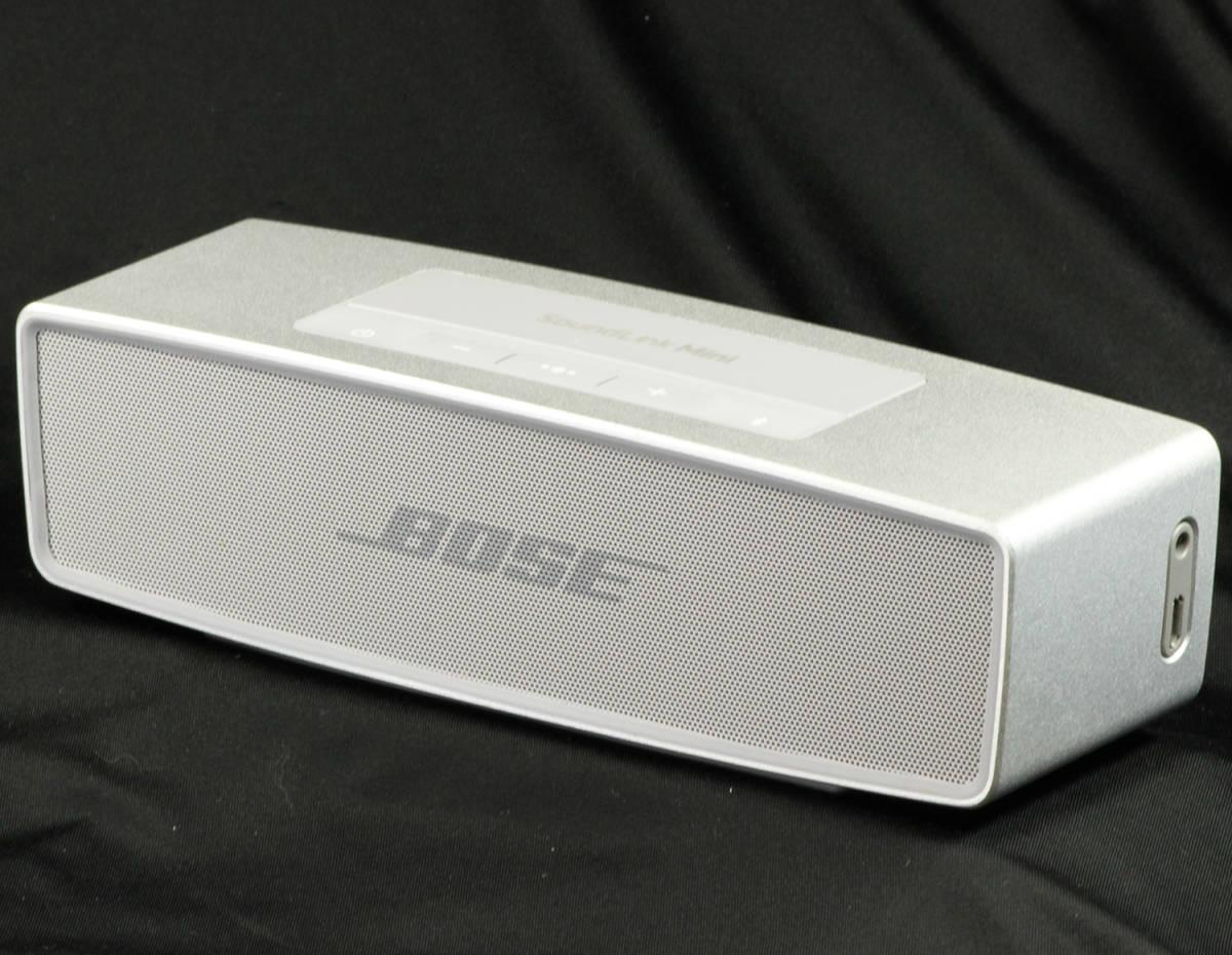 BOSE ボーズ SoundLink Mini II サウンドリンクミニ II Bluetooth スピーカー_画像2