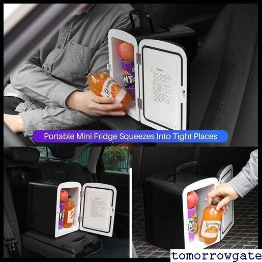 送料無料♪ AstroAI コンパクト プレゼント日本語説明書 車載両用 保温 保冷 小型冷蔵庫 ミニ冷蔵庫 小型 冷蔵庫 9_画像7