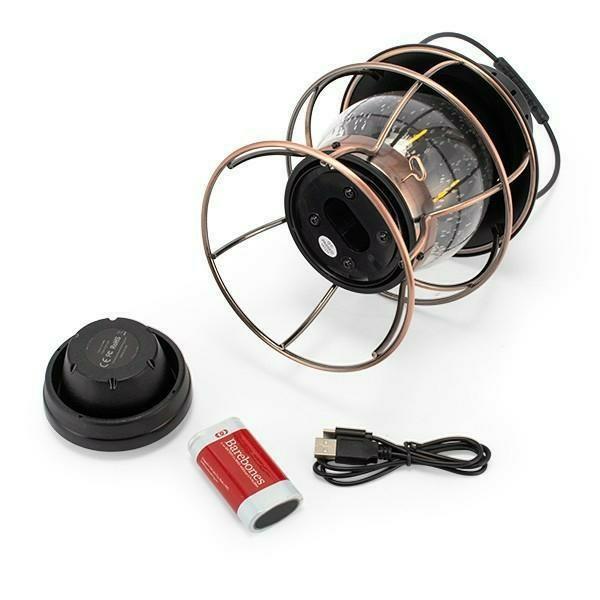 ベアボーンズ リビング レイルロード ランタン LED LIV-280