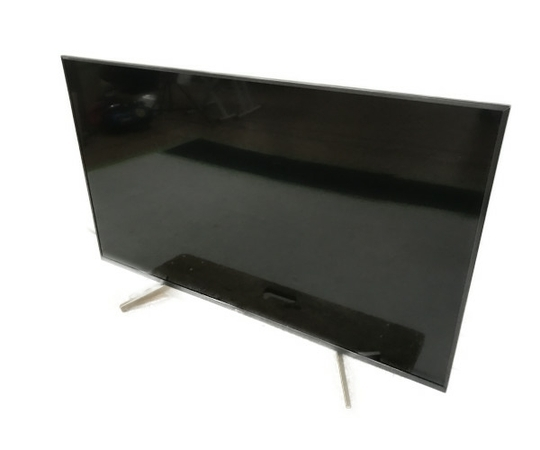 SONY BRAVIA ブラビア KJ-49X8500F 4K 液晶テレビ 2018年製 49V型 ソニー 中古 楽直S5407053_画像1
