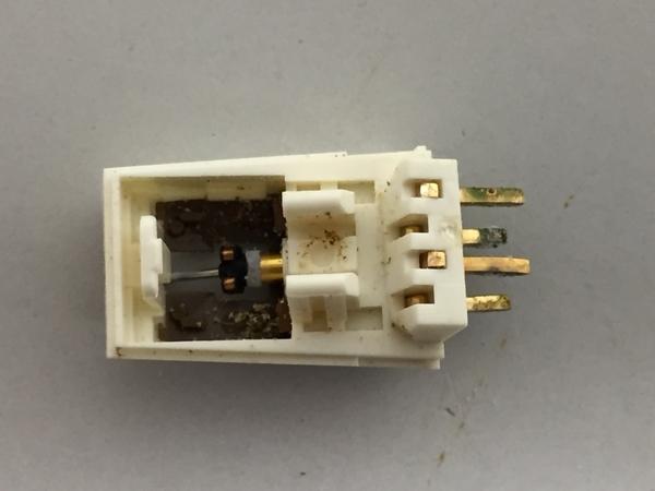 【1円】ジャンク Pioneer PN-3MC カートリッジ レコード 針 K5412251_画像3