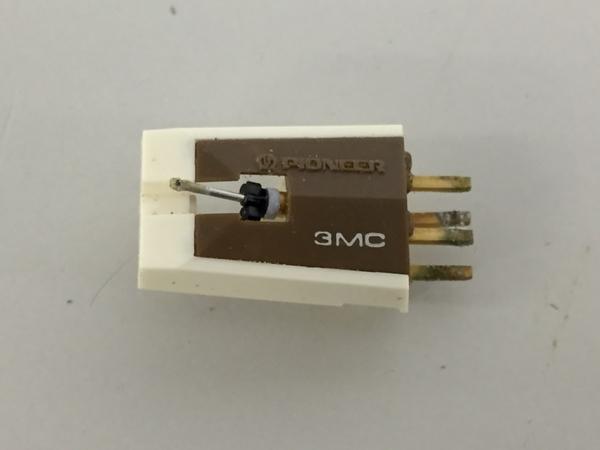【1円】ジャンク Pioneer PN-3MC カートリッジ レコード 針 K5412251_画像2