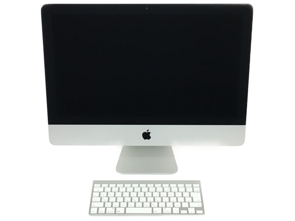 Apple MD093J/A iMac 21.5インチ Late 2012 Intel Core i5-3330S CPU @ 2.70GHz 8GB HDD 1TB Catalina 一体型 PC 中古 T5393423_画像1