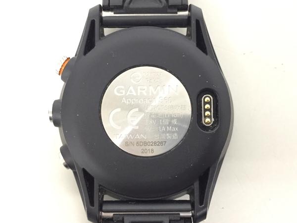 良好 GARMIN Approach S60 ゴルフ ウォッチ GPS 2018年製 ガーミン 中古 K5435248_画像8
