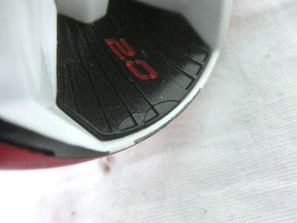 NIKE ナイキ VRS COVERT コバート VRS COVERTツアー 2.0 3 NexCOR フェアウェイウッド レフティ ゴルフクラブ 中古 M5440150_画像5