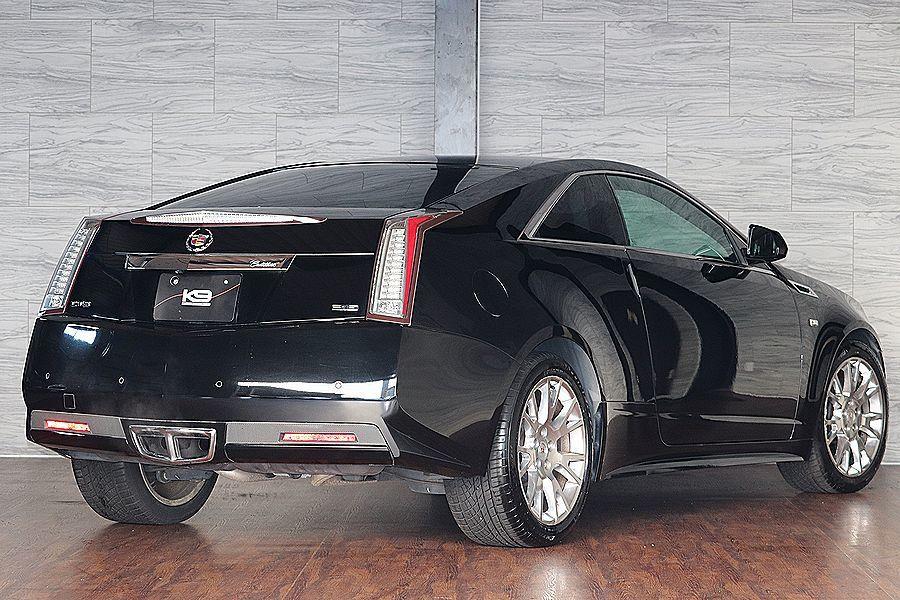 「【 最上級グレード/極上車 】2011y / キャデラック / CTSクーペ / 3.6 / 左ハンドル / 正規ディーラー車 」の画像3