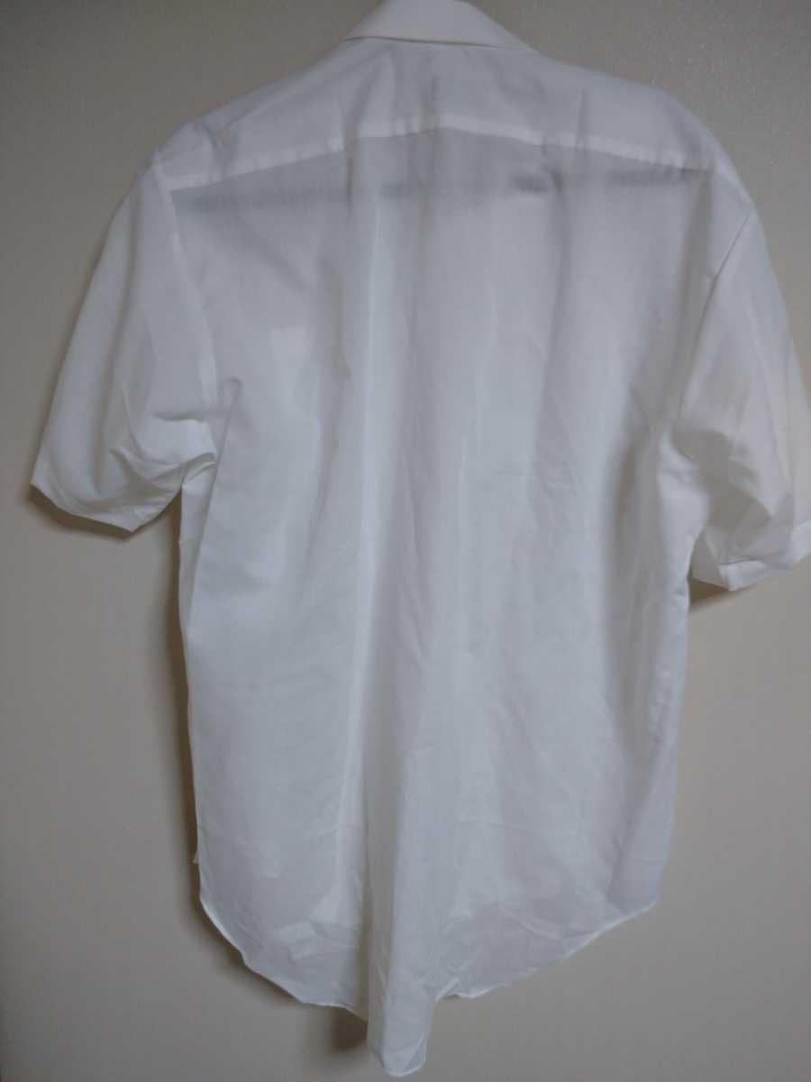 メンズ ⑥ 薄手 サイズ3L 半袖シャツ ボタンダウンシャツ STAR CREST