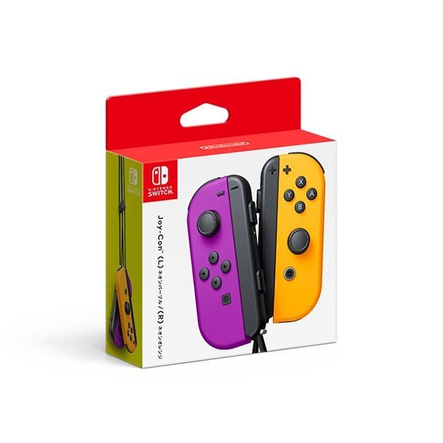 【新品】ジョイコン Joy-Con(R) ネオンオレンジ Nintendo Switch コントローラー ニンテンドースイッチ 純正