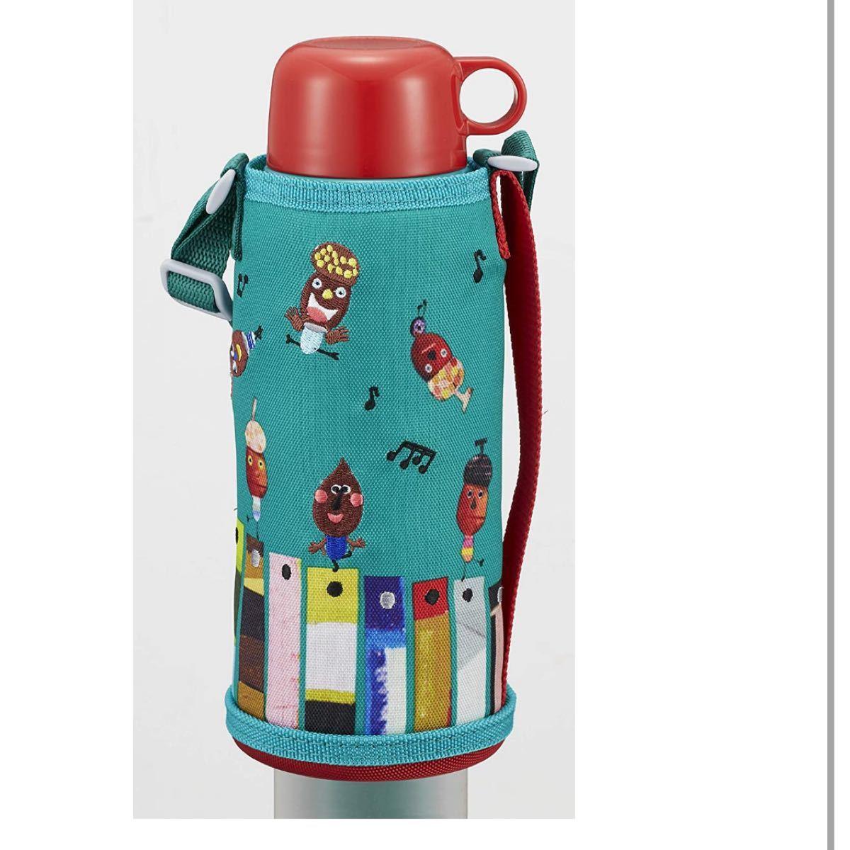 タイガー水筒 ペットボトルホルダー サーモス 真空断熱 コロボックル ステンレスボトル 水筒 2way TIGER