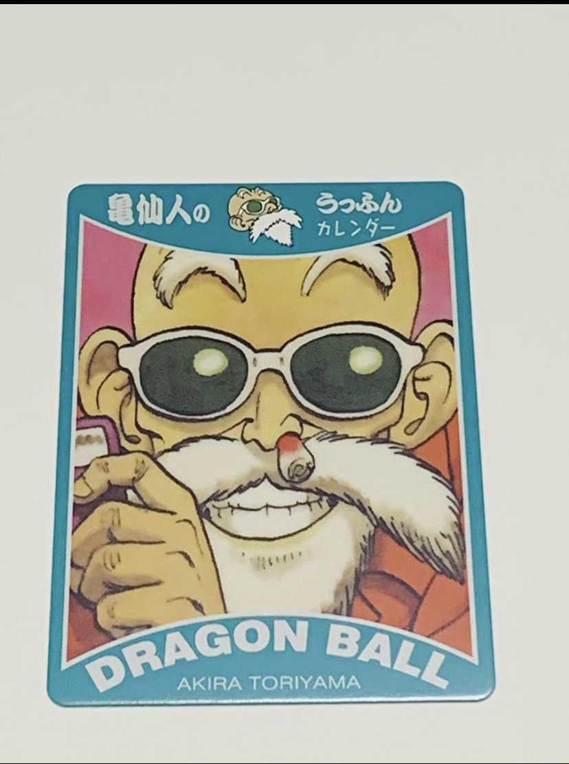 ドラゴンボールカードダス キラカード セクシーカード未使用スリーブ付き 海外製_画像3