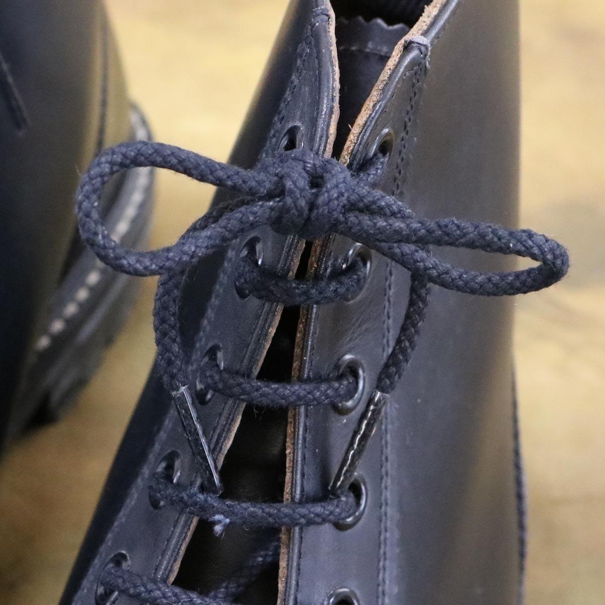 本物 極上品 トリッカーズ 別注品 ポールスミス レースアップ DERBY レザーブーツ ブラック 紳士靴 スニーカー Tricker's_画像4