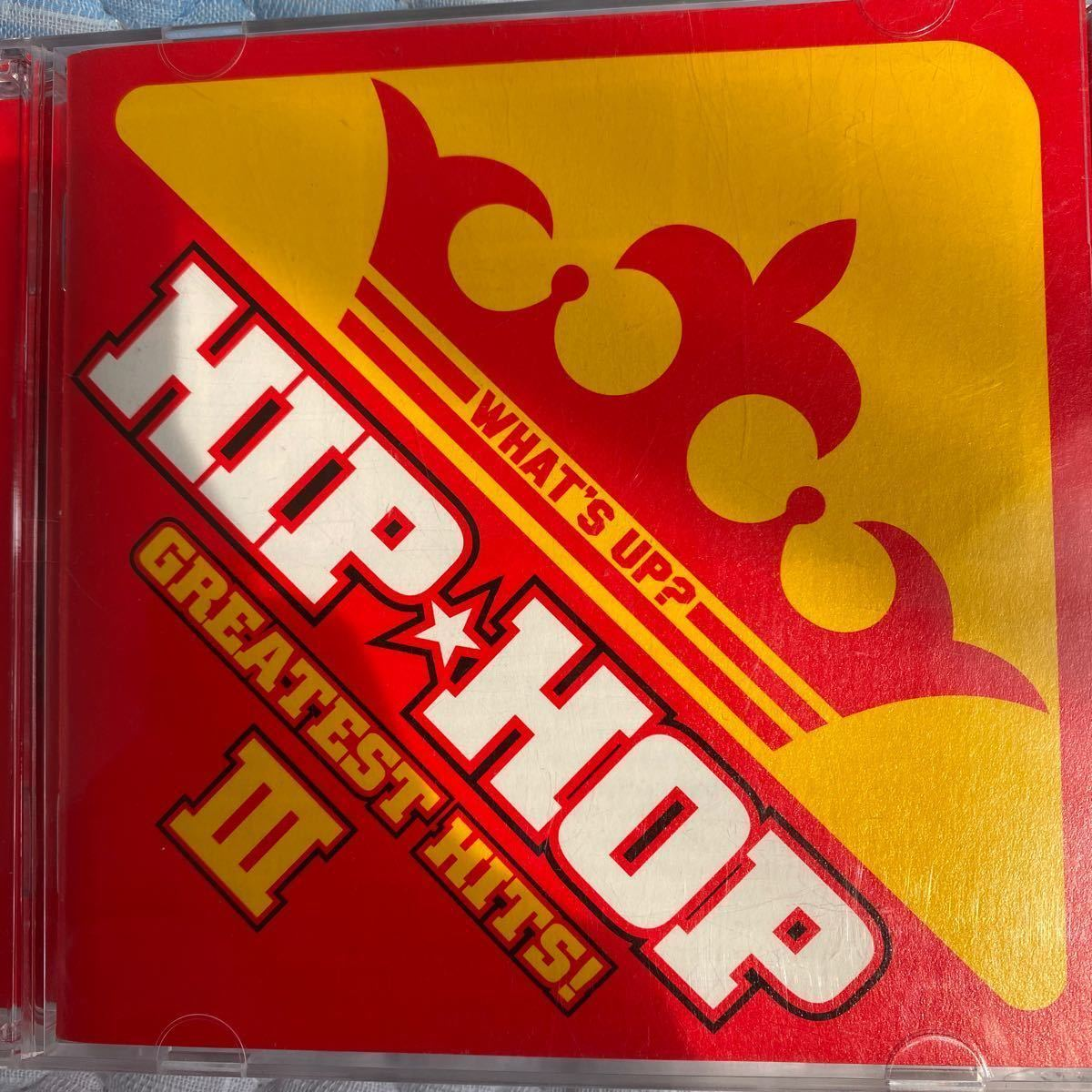 What's Up? -Hiphop Greatest Hits 3オムニバス 廃盤希少品