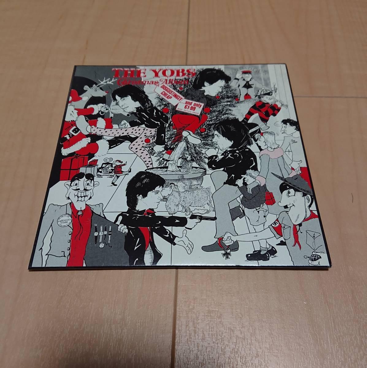 【The Yobs - The Yobs Christmas Album】boys dickies circles power pop
