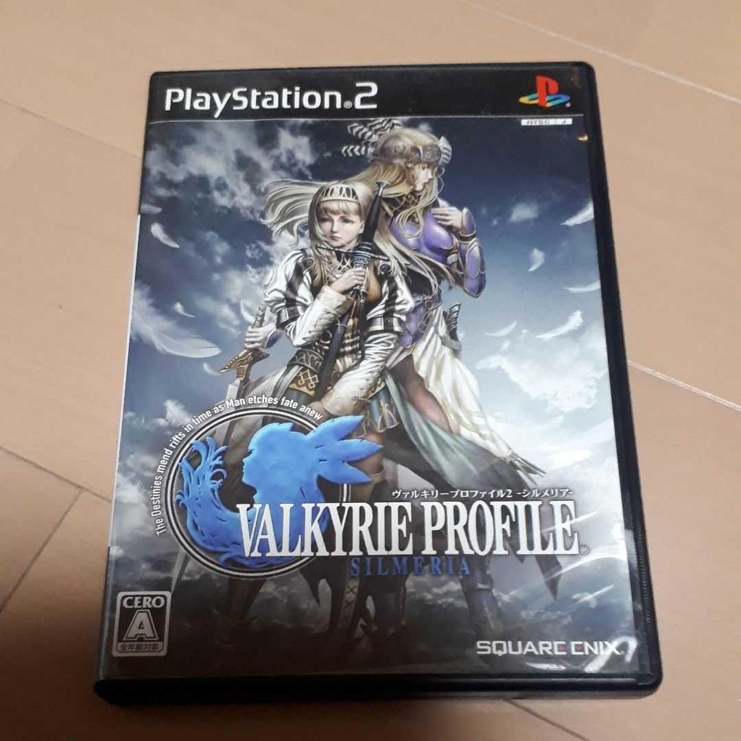 【動作確認済み】ヴァルキリープロファイル2 PlayStation2ソフト