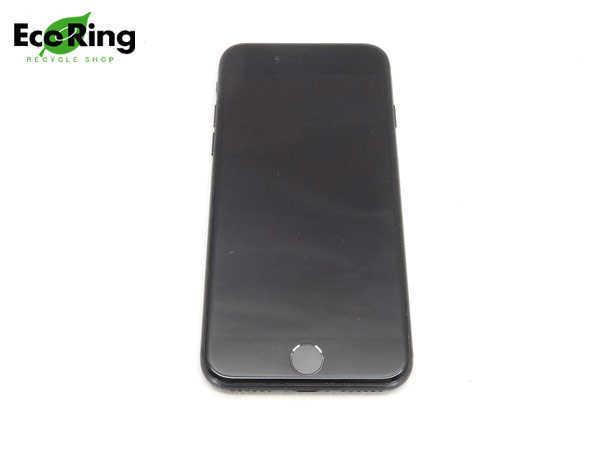 1円 ソフトバンク アップル iPhone7 A1779 MNCK2J/A 128GB 白ロム 携帯 ブラック CO806