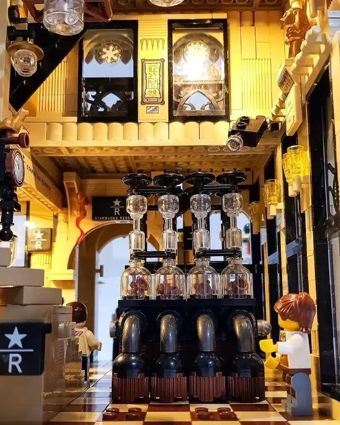 LEGO互換 喫茶店_画像6