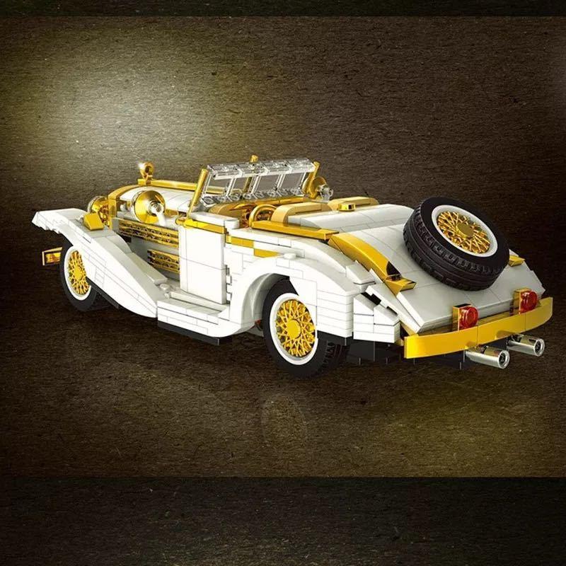 LEGO互換 k500 メルセデス_画像2