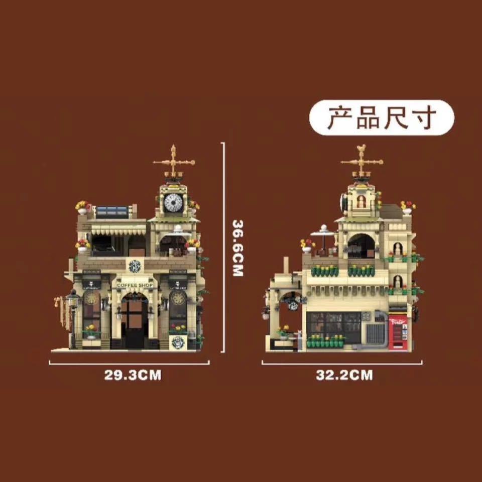 LEGO互換 喫茶店_画像7