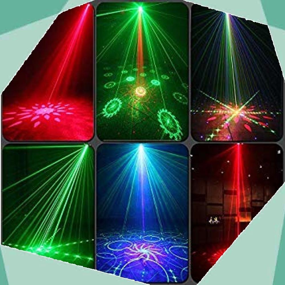 【セール!】パーティーライトディスコライトdj機器 SPOOBOOLA舞台照明ストロボ 照明カラオケ機器サウンド ストロボ用パ_画像2
