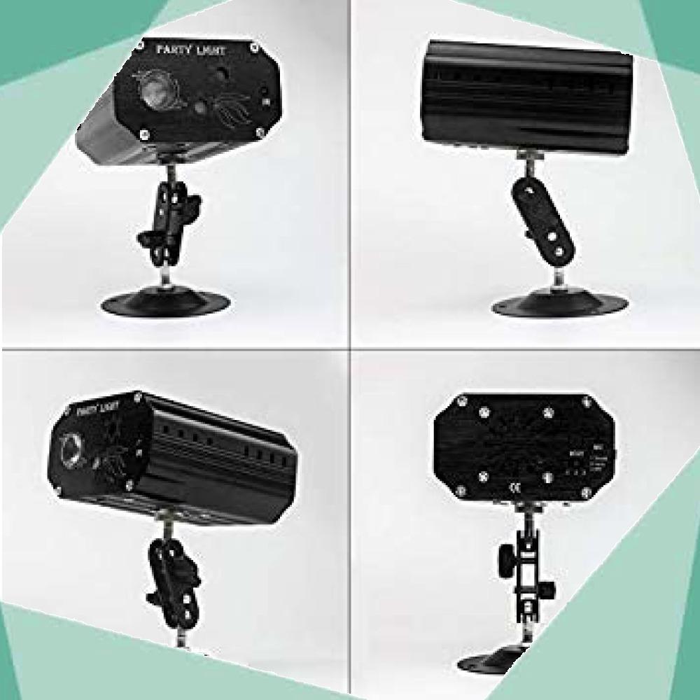 【セール!】パーティーライトディスコライトdj機器 SPOOBOOLA舞台照明ストロボ 照明カラオケ機器サウンド ストロボ用パ_画像4