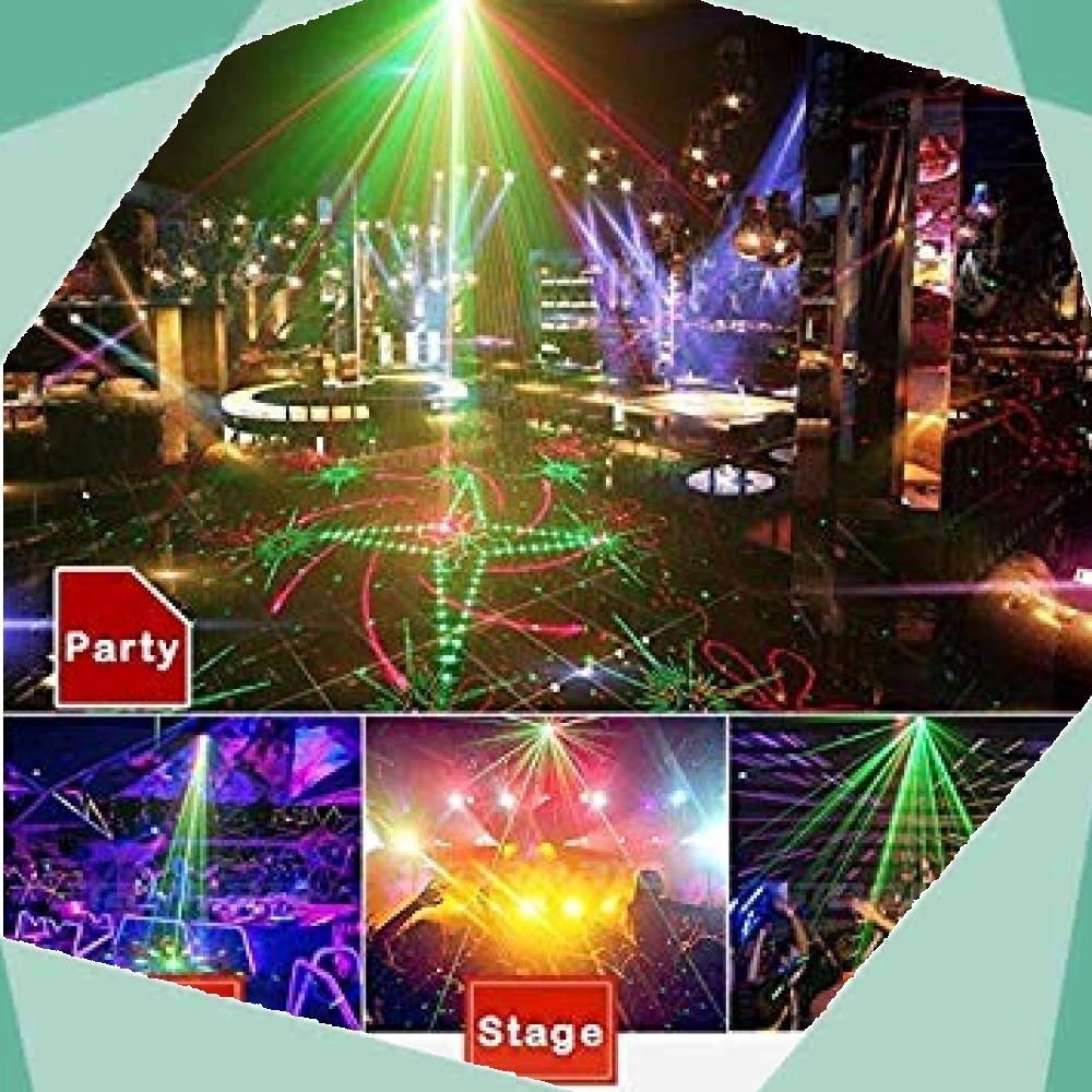【セール!】パーティーライトディスコライトdj機器 SPOOBOOLA舞台照明ストロボ 照明カラオケ機器サウンド ストロボ用パ_画像6