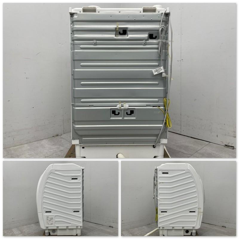 T5908☆展示未使用品☆東芝☆ドラム洗濯機☆10年製☆TW-G500L_画像8