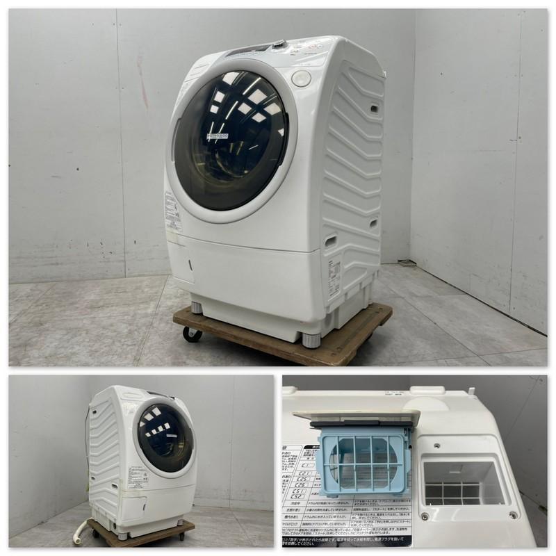 T5908☆展示未使用品☆東芝☆ドラム洗濯機☆10年製☆TW-G500L_画像3
