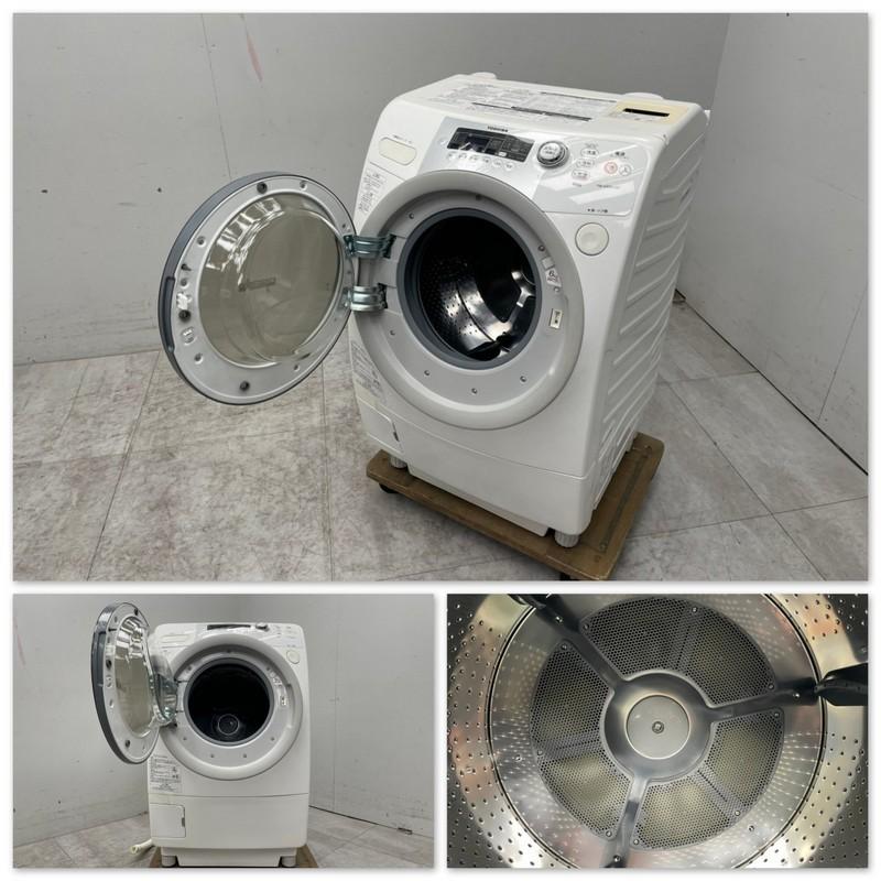 T5908☆展示未使用品☆東芝☆ドラム洗濯機☆10年製☆TW-G500L_画像6