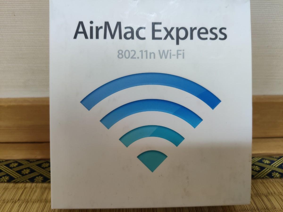 MacはもちろんWindowsにもオススメ AirMac Express