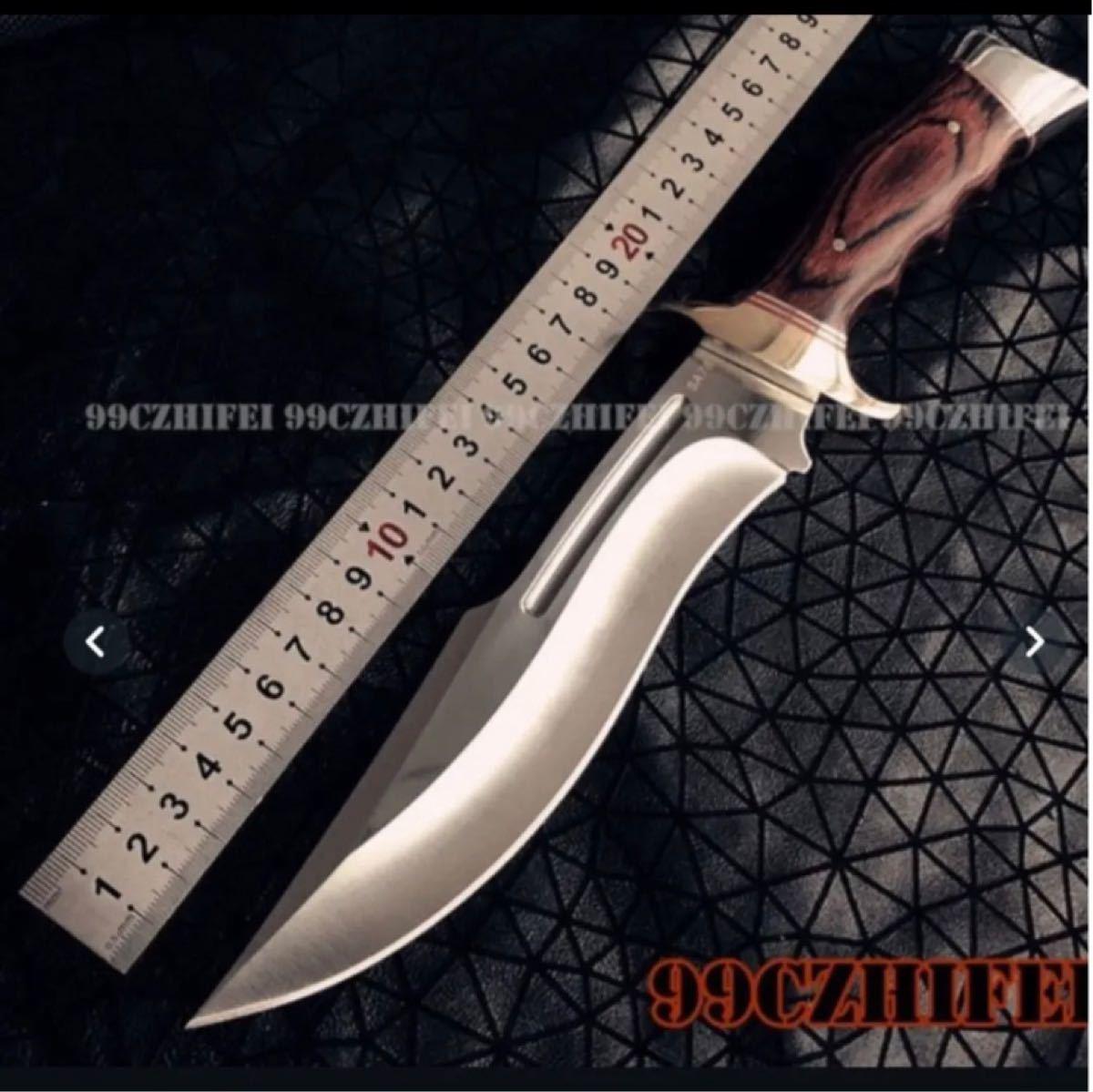 シースナイフ ハンティングナイフ サバイバルナイフ USA Columbia