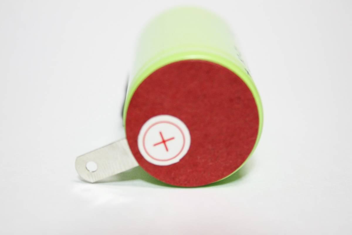 ★22.5x34mm NI-CD 4/5 SC ニカド ニッカド タブ付 ラジコン 電動RC ドライバー ドリル 工具掃除機 電動インパクト 充電池 バッテリー06_画像3