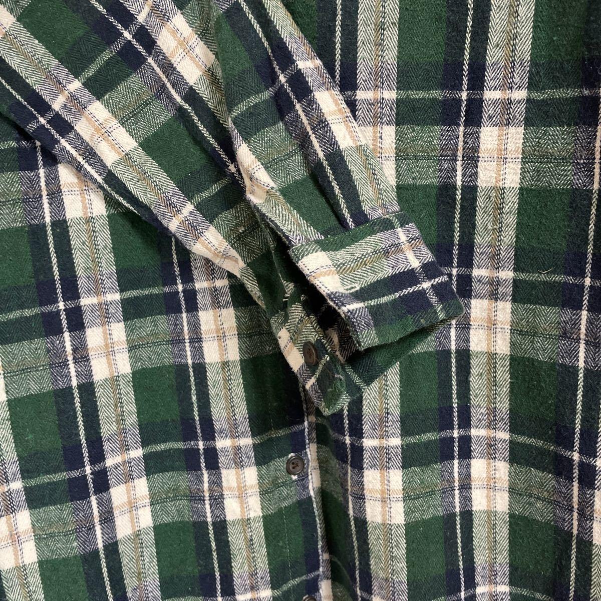 チェックシャツ チェック柄 ワンピース シャツ ショコラフィネローブ