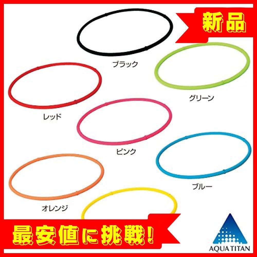 【新品!最安値!】ブラック 55cm ファイテン(phiten) ネックレス RAKUWA 磁気チタンネックレスS_画像2