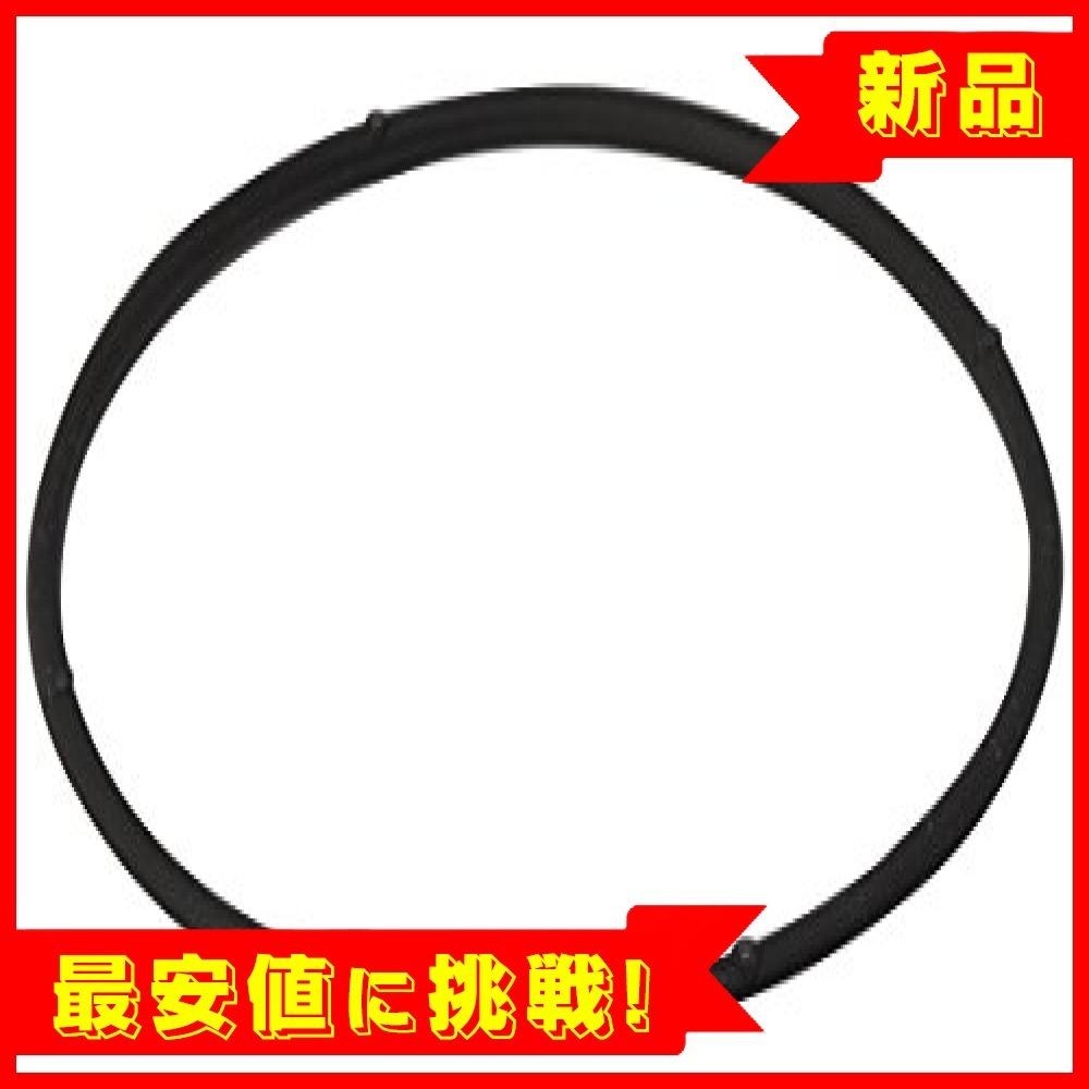 【新品!最安値!】ブラック 55cm ファイテン(phiten) ネックレス RAKUWA 磁気チタンネックレスS_画像1