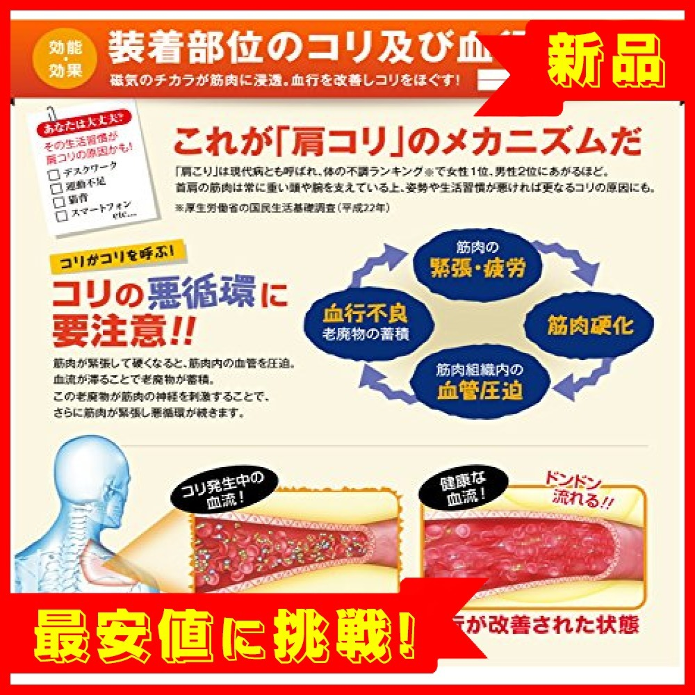 【新品!最安値!】ブラック 55cm ファイテン(phiten) ネックレス RAKUWA 磁気チタンネックレスS_画像4