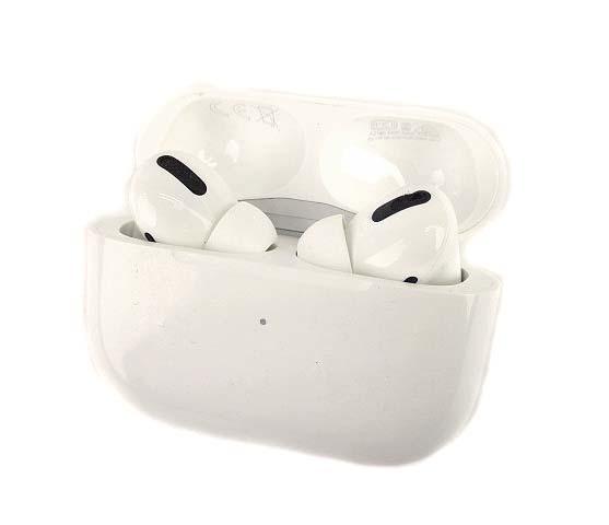 Apple アップル AirPods Pro MWP22J/A エアポッズ プロ ワイヤレス イヤホン ホワイト_画像1