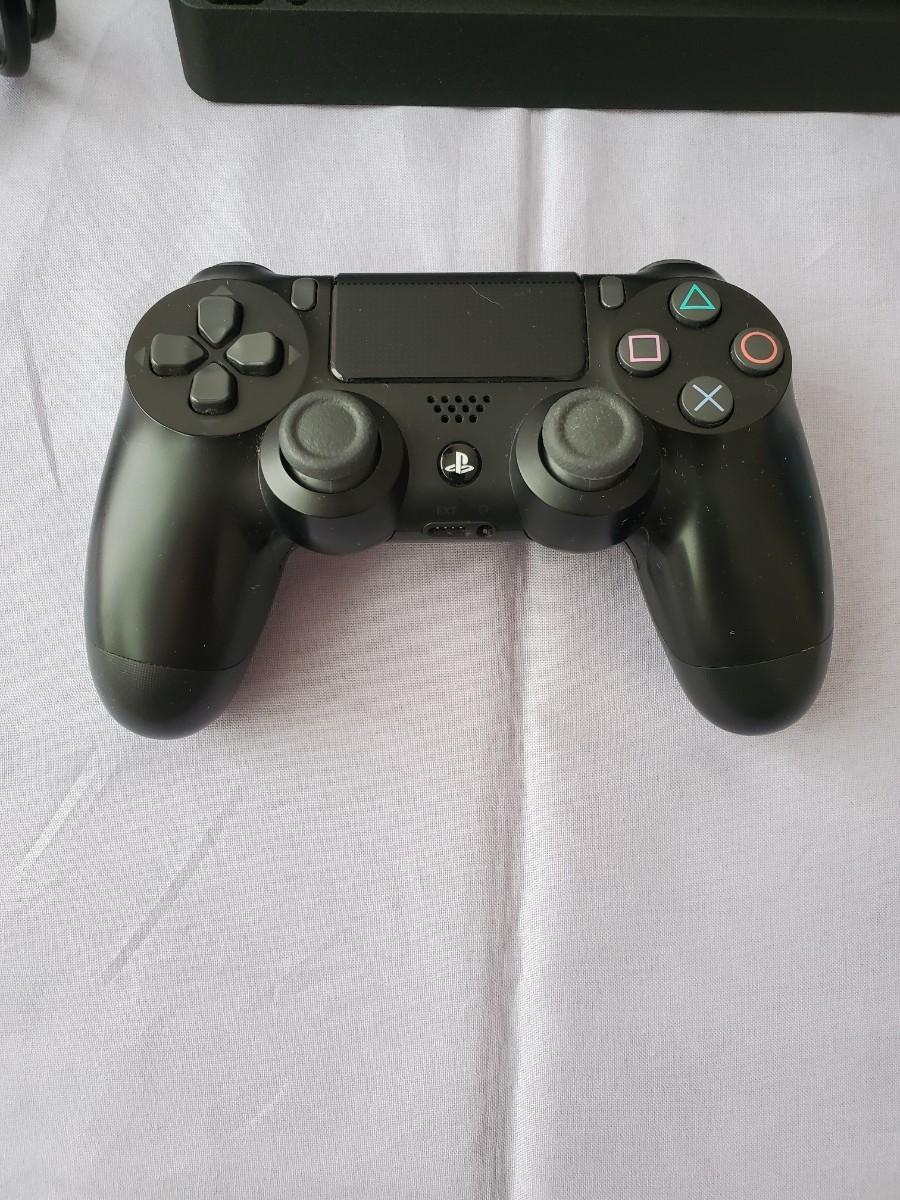 SONY PlayStation4 本体 CUH-2200AB01 【要商品説明閲覧】