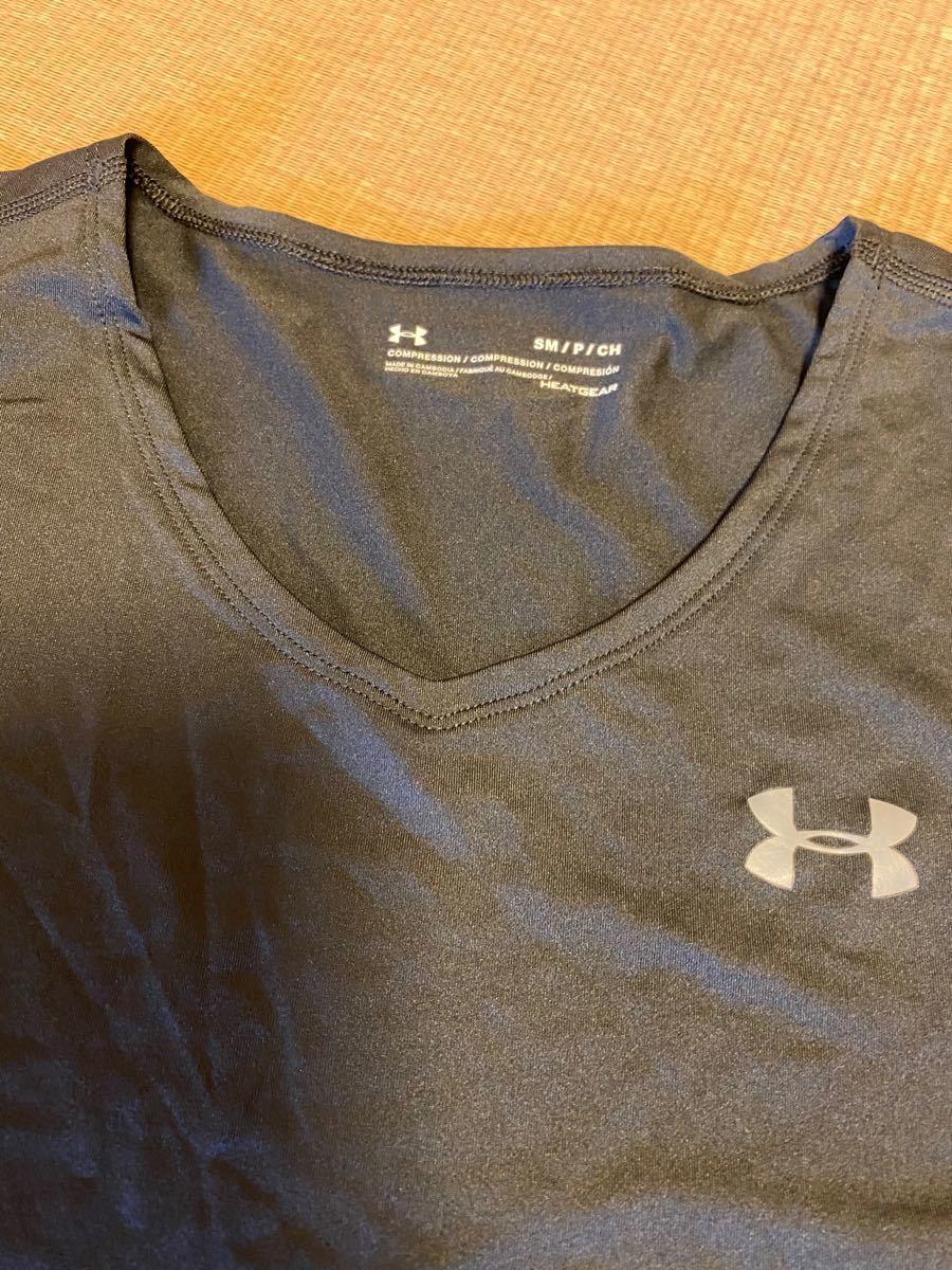 アンダーアーマー UNDER ARMOUR コンプレッションシャツ