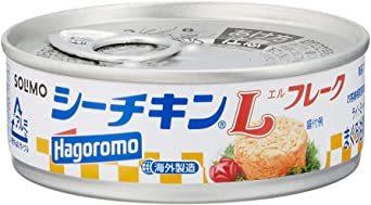 70g×12缶 [Amazonブランド] SOLIMO シーチキン Lフレーク 70g×12缶_画像2