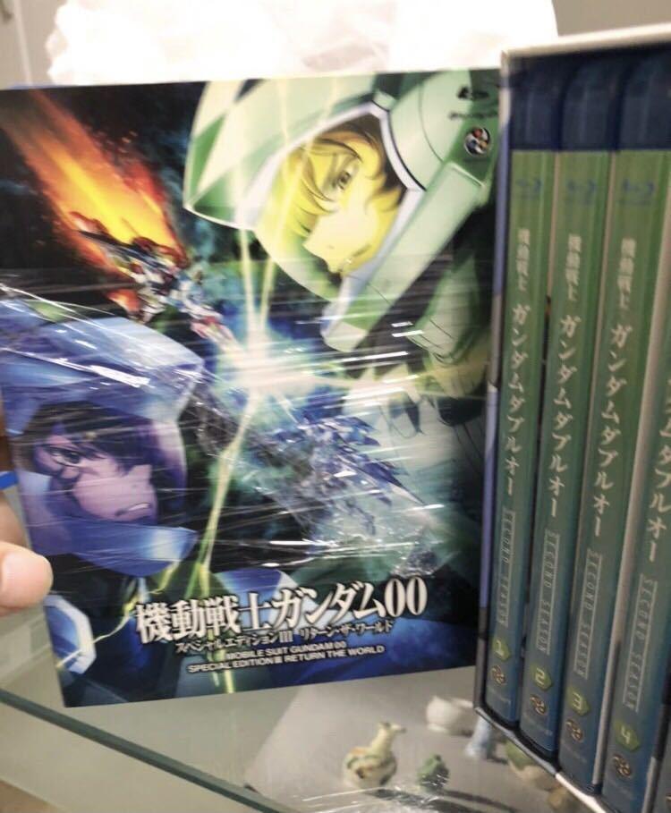 機動戦士ガンダム00 スペシャルエディション Blu-ray 全3巻セット 1~7 まとめて ブルーレイ_画像3