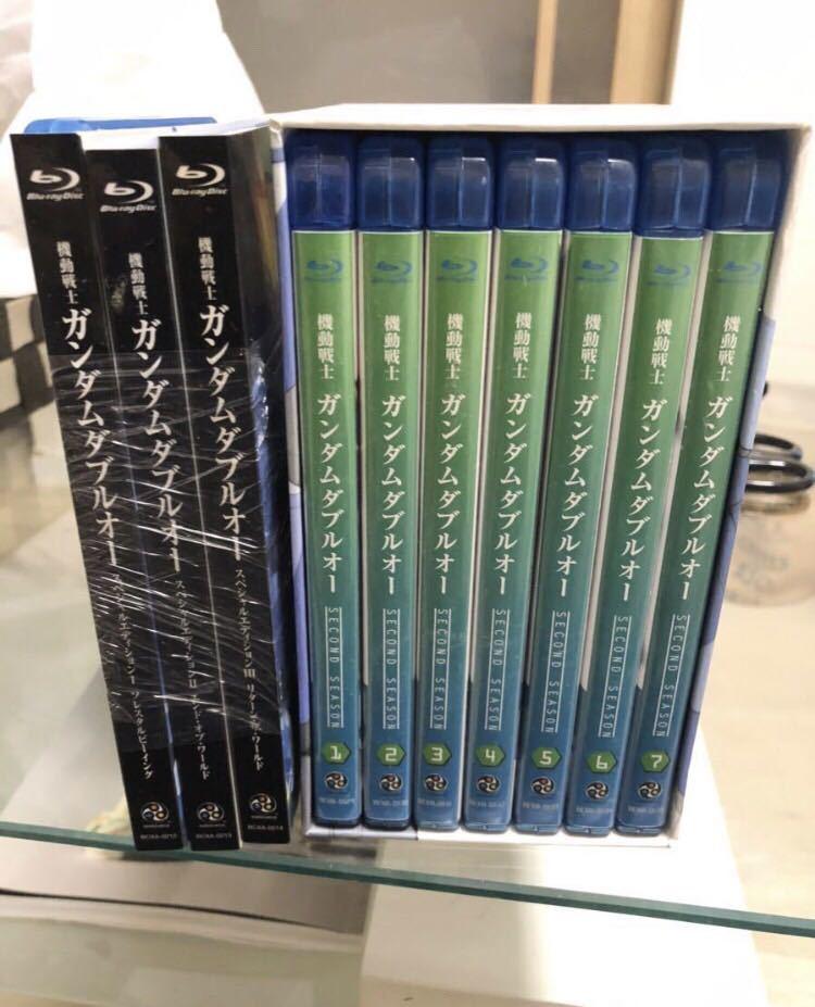 機動戦士ガンダム00 スペシャルエディション Blu-ray 全3巻セット 1~7 まとめて ブルーレイ_画像1
