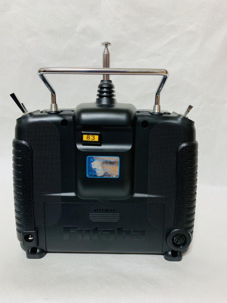Futaba 送信機 フタバプロポ ヘリ用 FP-6VH_画像5